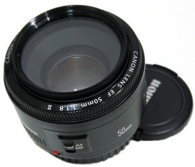 Buy Canon EF 50 mm f/1.8 II Lens: Lens