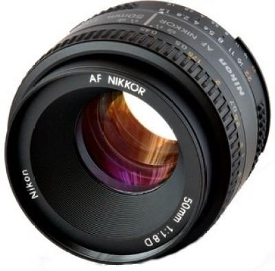 Buy Nikon AF Nikkor 50 mm f/1.8D Lens: Lens