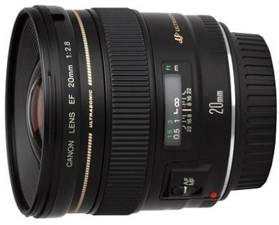 Buy Canon EF 20 mm f/2.8 USM Lens: Lens