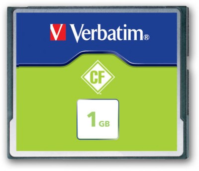 Verbatim C F Card 1GB 133X Speed Memory Card