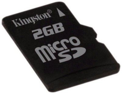 Buy Kingston MicroSD Card 2 GB: Memory Card