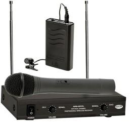 Ahuja AWM-490VHL Microphone