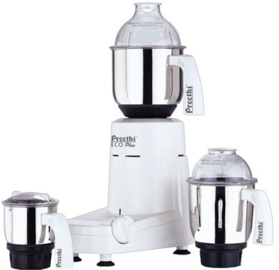Preethi Eco Plus - MG 138 Mixer Grinder