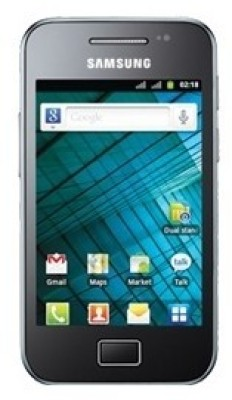 Samsung Galaxy Ace Duos I589 Metallic Grey available at Flipkart for Rs.12100