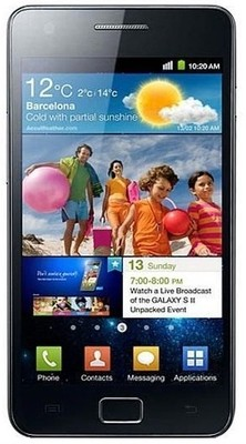 Buy Samsung Galaxy S II: Mobile
