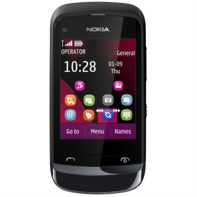 Buy Nokia C2-02: Mobile