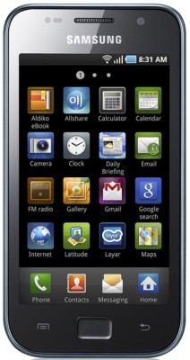 Buy Samsung Galaxy S LCD I9003: Mobile