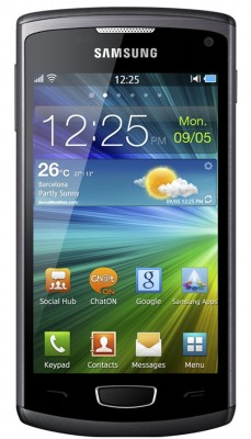 Buy Samsung Wave III S8600: Mobile