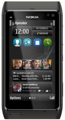 Buy Nokia N8-00: Mobile