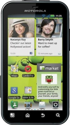 View Defy Plus Mobile Price Online(Motorola)
