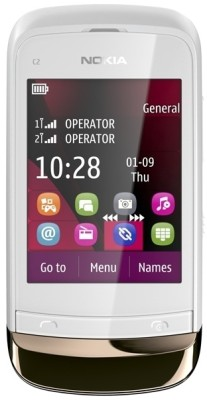 Buy Nokia C2-03: Mobile