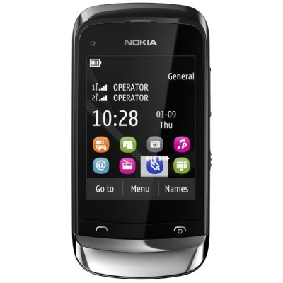 Buy Nokia C2-06: Mobile