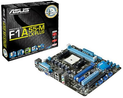 Buy ASUS F1A55-M LX PLUS Motherboard: Motherboard