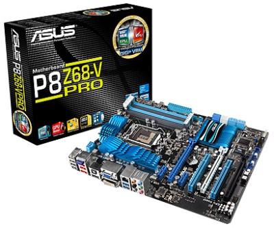 Buy ASUS P8Z68-V PRO Motherboard: Motherboard