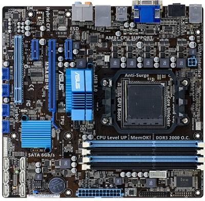 Buy ASUS M5A88-M Motherboard: Motherboard