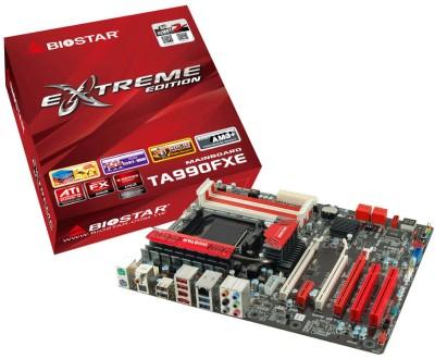 Buy Biostar TA990FXE Motherboard: Motherboard