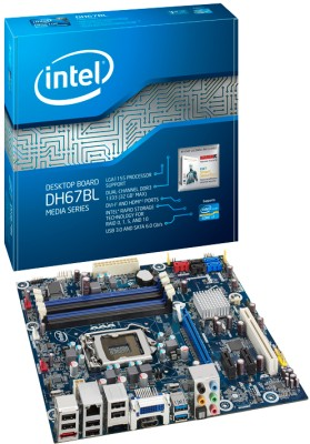 Buy Intel DH67BL Motherboard: Motherboard