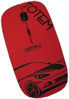 Buy Zebronics WOM 1000 Totem Wireless Optical Mouse: Mouse