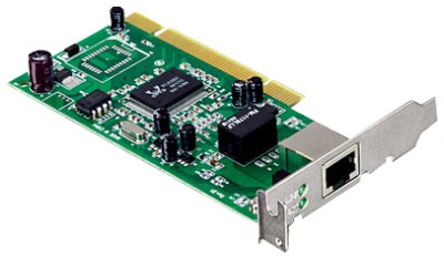 Buy TRENDnet Low Profile Gigabit PCI Adapter Network Nic: Network Nic
