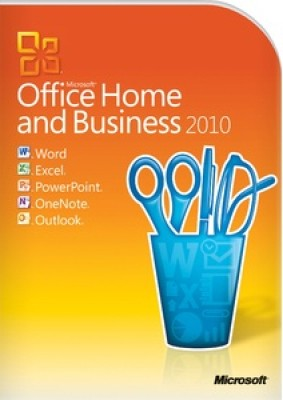 Buy Microsoft Office 2010 Home and Business 64 Bit: Office
