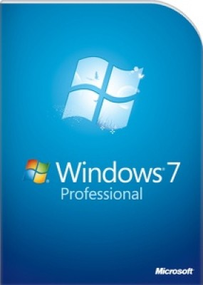 Buy Microsoft Windows 7 Professional (Full Pack) Windows 7 Professional 32/64 bit: Operating System