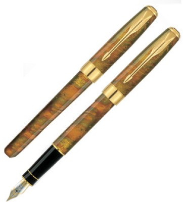 Buy Parker Chinese Laque Ambre Fountain Pen: Pen