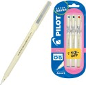 Pilot Hi-Techpoint 05 (Pack Of 3) Fineliner Pen