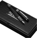 Shantanu & Nikhil (Roller Ball Pen Fountain Pen) Combo Pen Set
