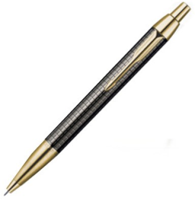 Buy Parker IM Metal Deep Gun Metal Chiselled GT Ball Pen: Pen