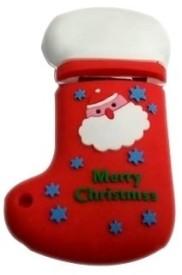 Microware-Santa-Claus-Christmas-Stockings-Shape-4-GB-Pen-Drive