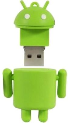 Microware-Android-Shape-Designer-4-GB-Pen-Drive
