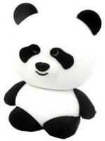 Microware Panda Rubber Shape Designer Pendrive 4 GB