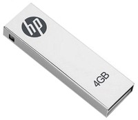 HP V-210 W 4 GB Pen Drive: Pendrive