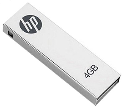 Buy HP V-210 W 4 GB Pen Drive: Pendrive
