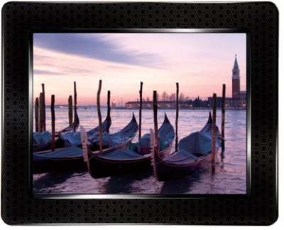 Buy Transcend PF830 (4 GB) 8 inch Digital Photo Frame: Photo Frame