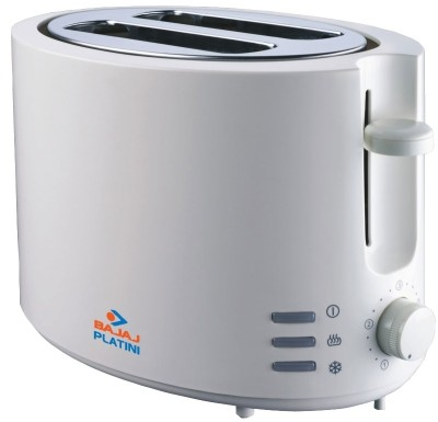Buy Bajaj Platini PX 31 T 800 W Pop Up Toaster: Pop Up Toaster