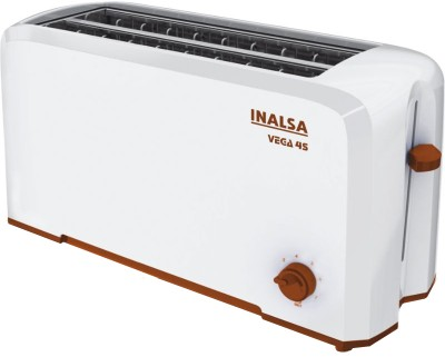 Buy Inalsa Vega 4S 1100 W Pop Up Toaster: Pop Up Toaster