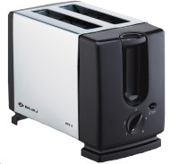 Bajaj ATX 3 Auto Pop 2 Slices SS Pop Up Toaster: Pop Up Toaster