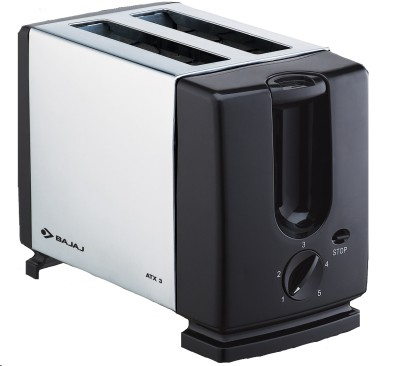 Bajaj Majesty ATX 3 700 W Pop Up Toaster