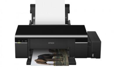 Buy Epson - L800 Single Function Inkjet Printer: Printer
