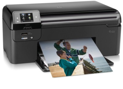 Buy HP Photosmart Wireless - B110a Multi-function Inkjet Printer: Printer