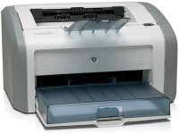 HP LaserJet 1020 - 1020 Plus Single Function Laser Printer: Printer
