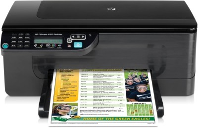 Buy HP Officejet 4500 Desktop - G510b Multifunction Inkjet Printer: Printer