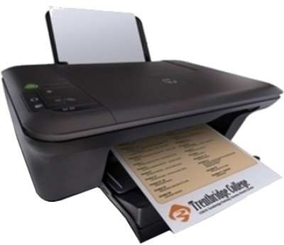 Buy HP Deskjet 1050 - J410a Multifunction Inkjet Printer: Printer