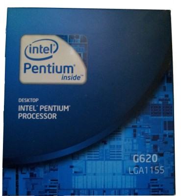 Buy Intel 2.6 GHz LGA 1155 Dual Core G620 Processor: Processor