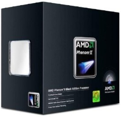 Buy AMD 3 GHz AM3 Phenom II 960T Processor: Processor
