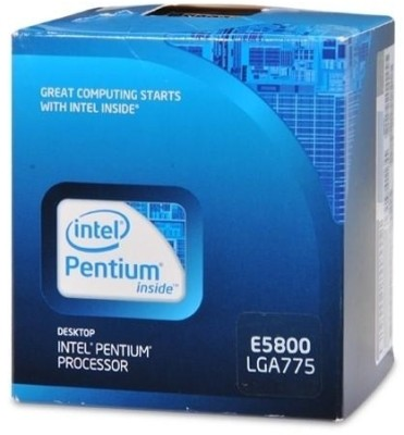 Buy Intel 3.2 GHz LGA 775 Dual Core E5800 Processor: Processor