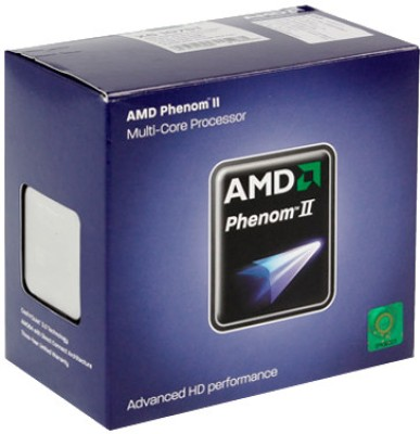 Buy AMD 3 GHz AM3 Phenom II 1075T Processor: Processor