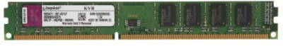 Buy Kingston ValueRAM DDR3 2 GB PC RAM (KVR1333D3N9/2G): RAM