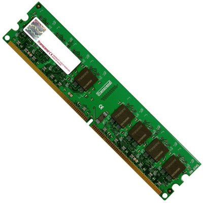 Buy Transcend DDR2 2 GB PC RAM (JM667QLU-2G): RAM